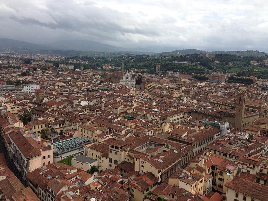 Путешествие в Флоренцию