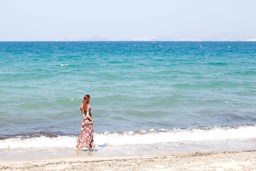 Путешествие в Греция, о. Кос