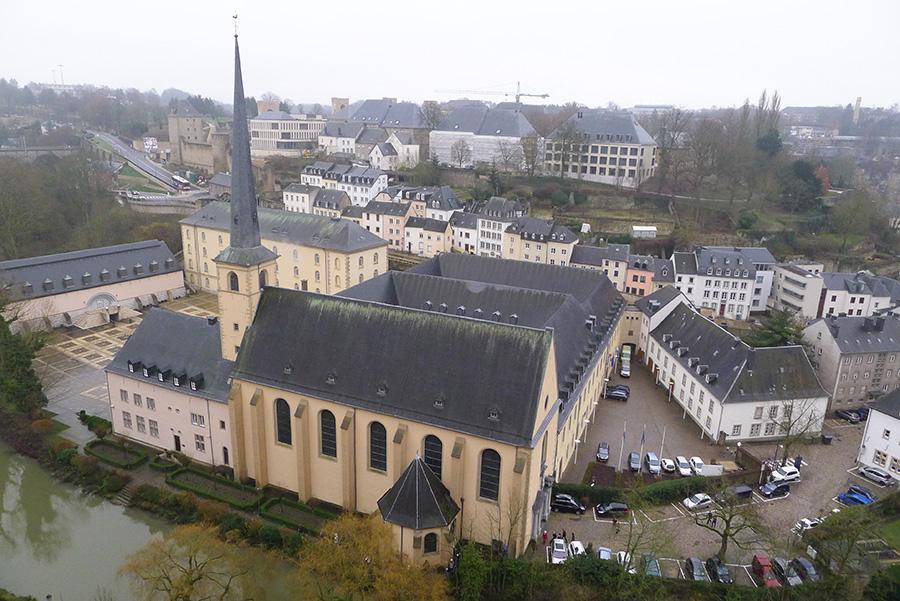 Путешествие в Люксембург