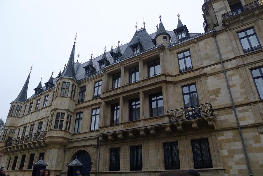 Фото Люксембурга: Дворец великих герцогов