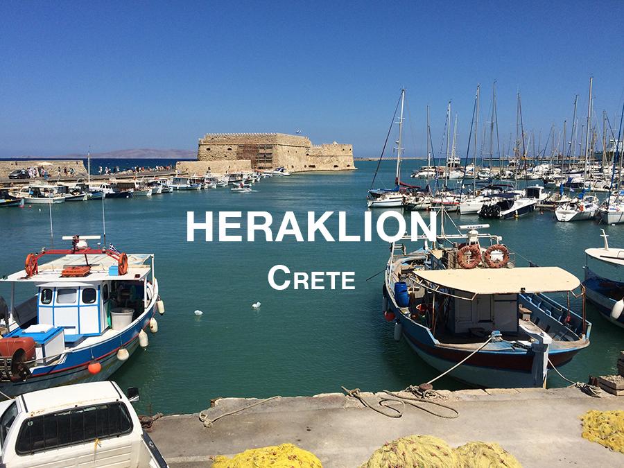 Греция, о. Крит Ираклион